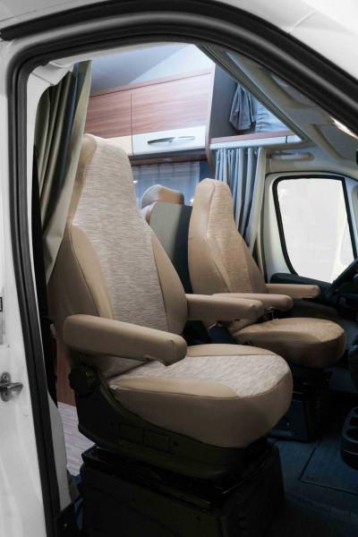 Schonbezüge Fahrerhaussitze MJ 2010-2017