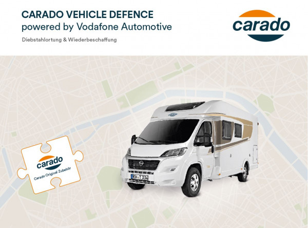 Vehicle Defence powered by Vodafone Automotive