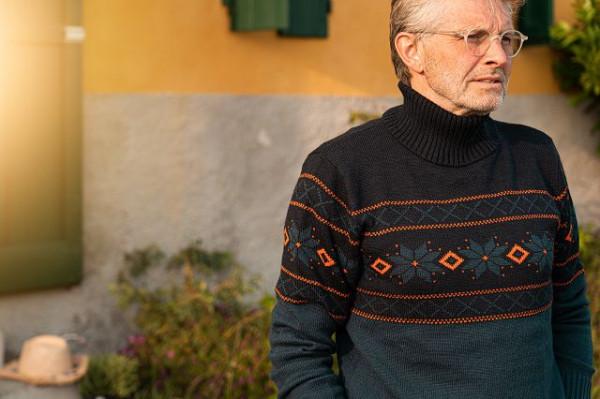 Men's norwegian sweater
