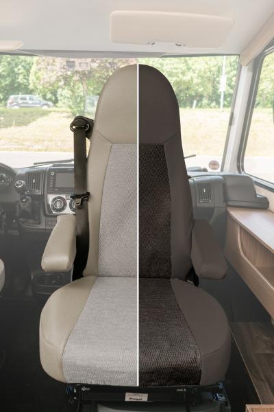 Housses de protection sièges cabine de conduite à partir de 2018