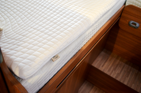 Surmatelas Carado élément central option penderie